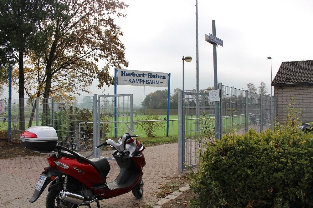 Herbert-Huben-Kampfbahn