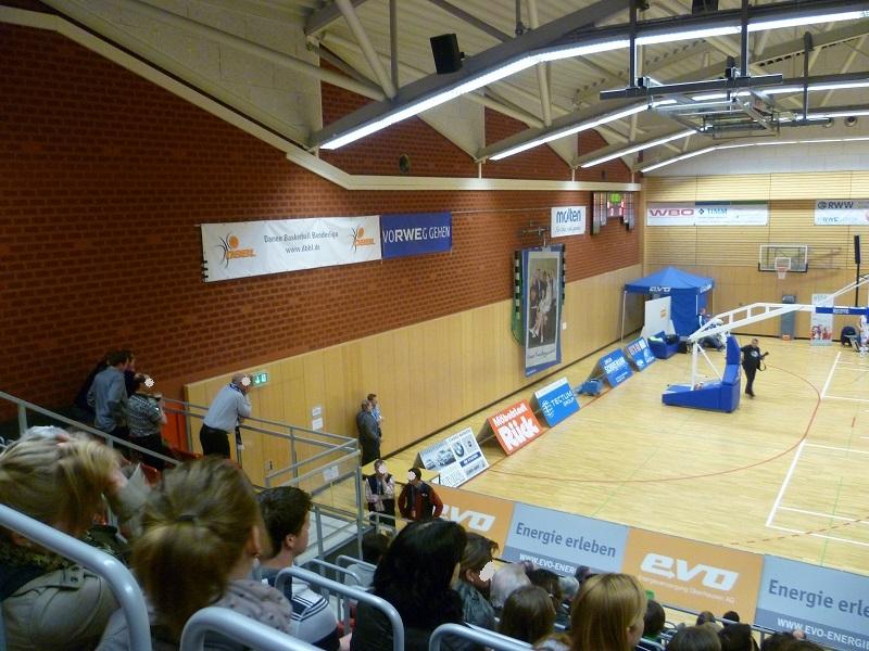 Willy-Jürissen-Halle