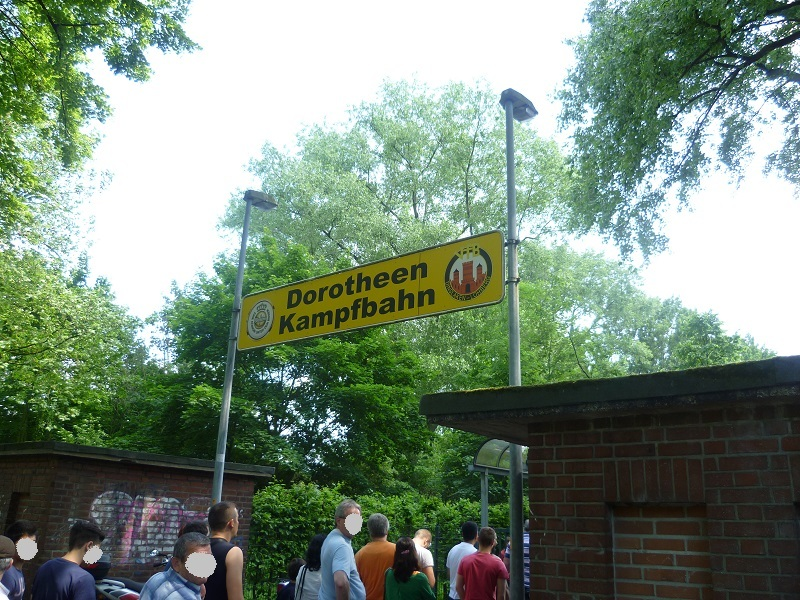 Dorotheen-Kampfbahn