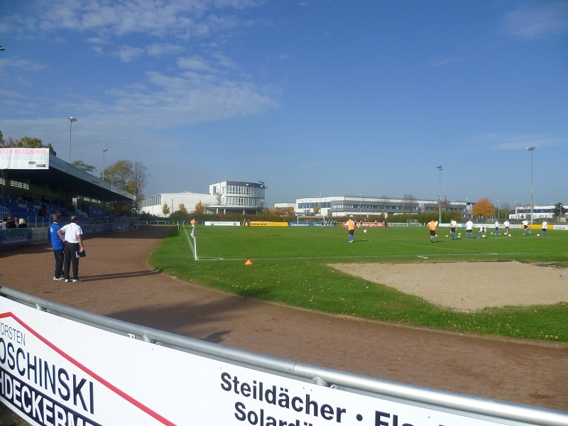 Montanhydraulik-Stadion