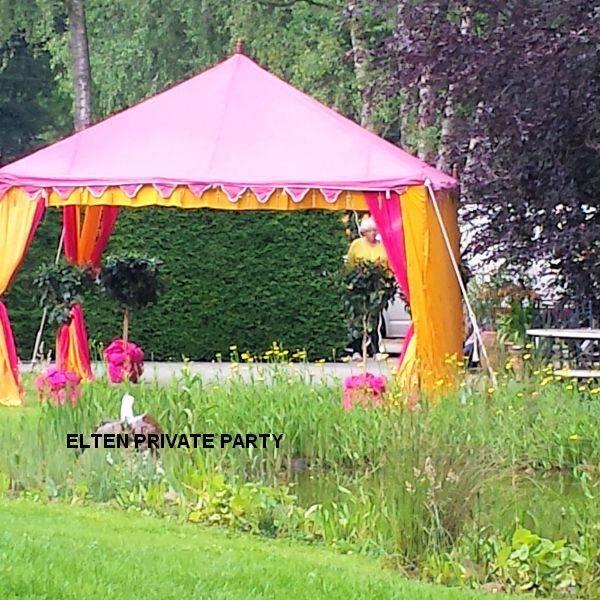 Verkauf Orientalischer Partyzelte, Zelt aus der Orient
