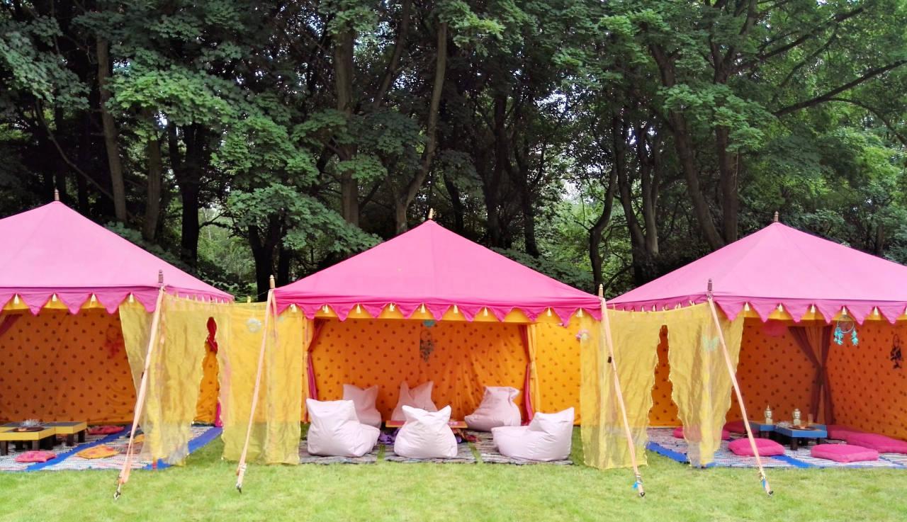 Hochzeitsfeier Orientalische Zelte Gelsenkirchen