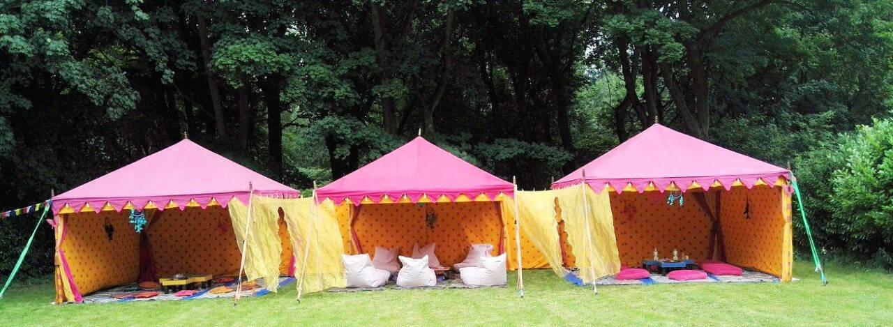 vip-zelte spezielle zelte, spezielle partyzelte, orientalische zelte