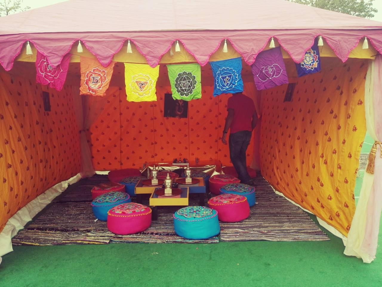 Betriebsfest Hannover Orientalische 1001 nachten Zelte