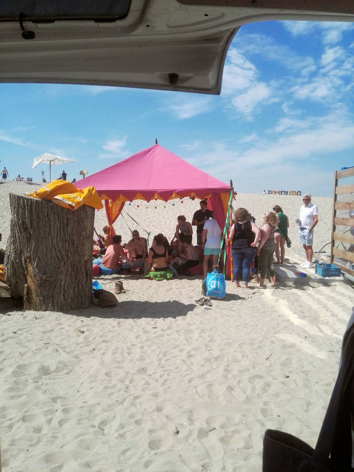 Partyzelte Sommerfest