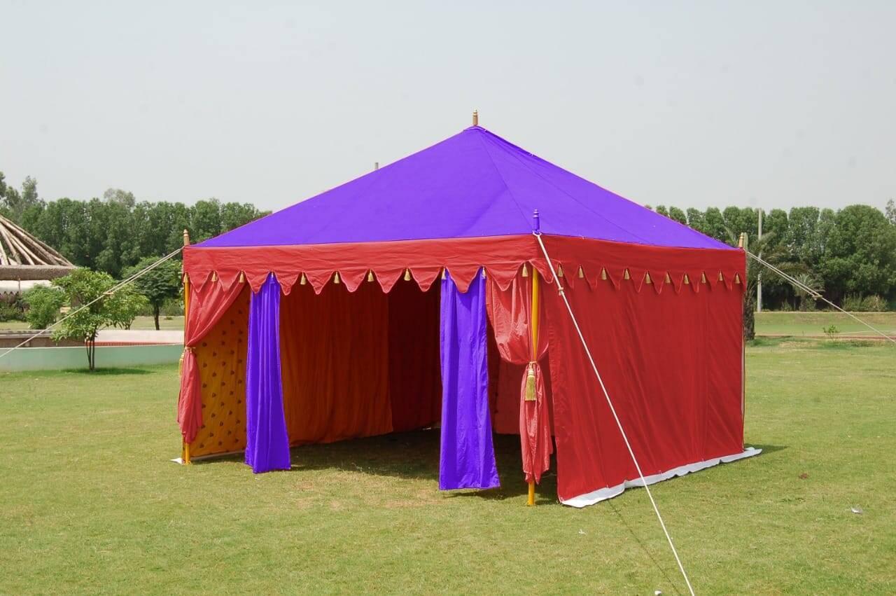 Orientalische Zelte
