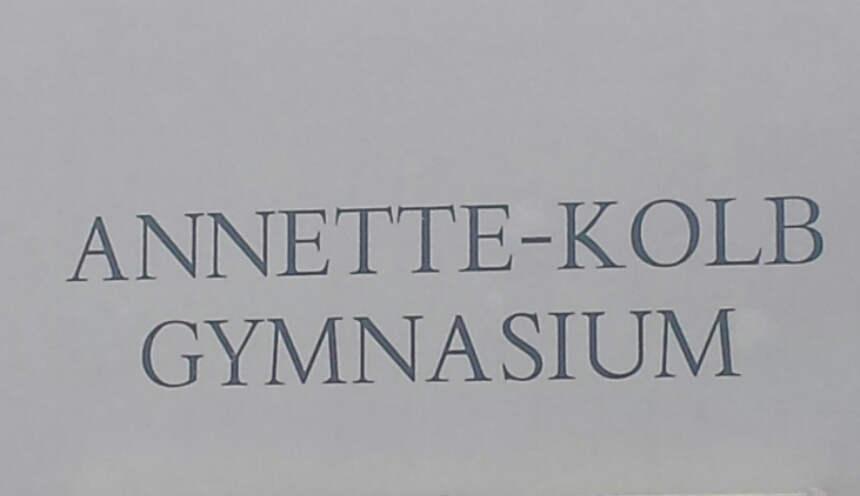 Annette-Kolb Gymnasium