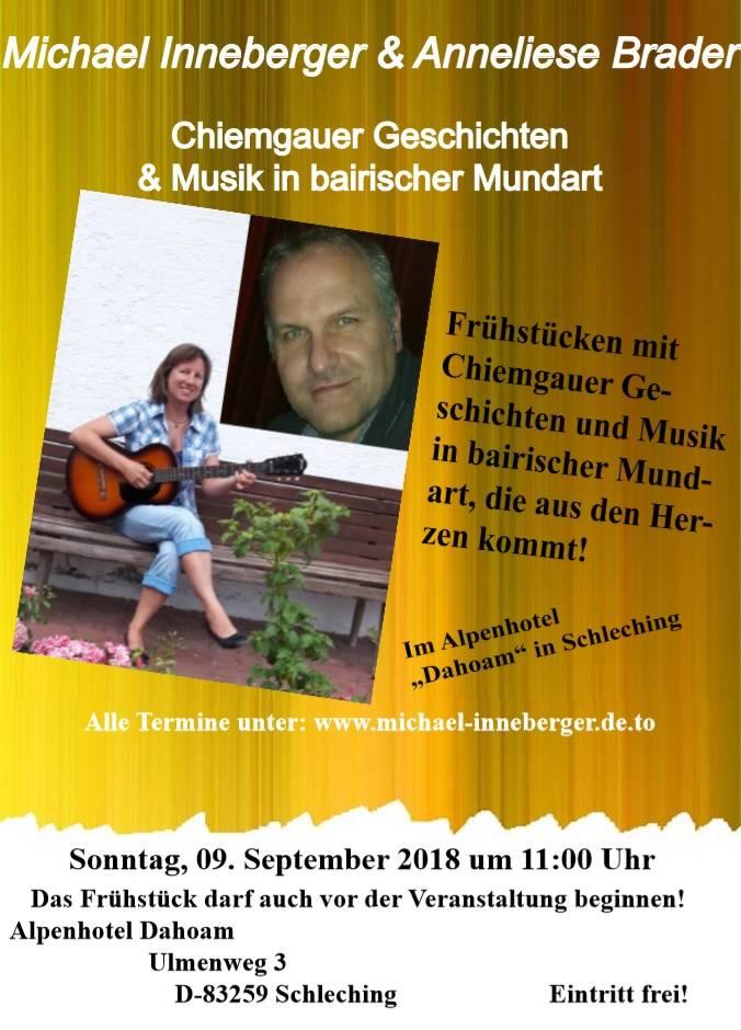 Michael Inneberger und Anneliese Brader