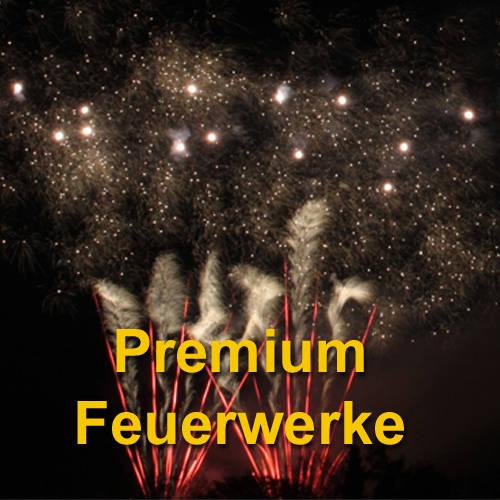 Premium Hochzeitsfeuerwerke im Westerwald