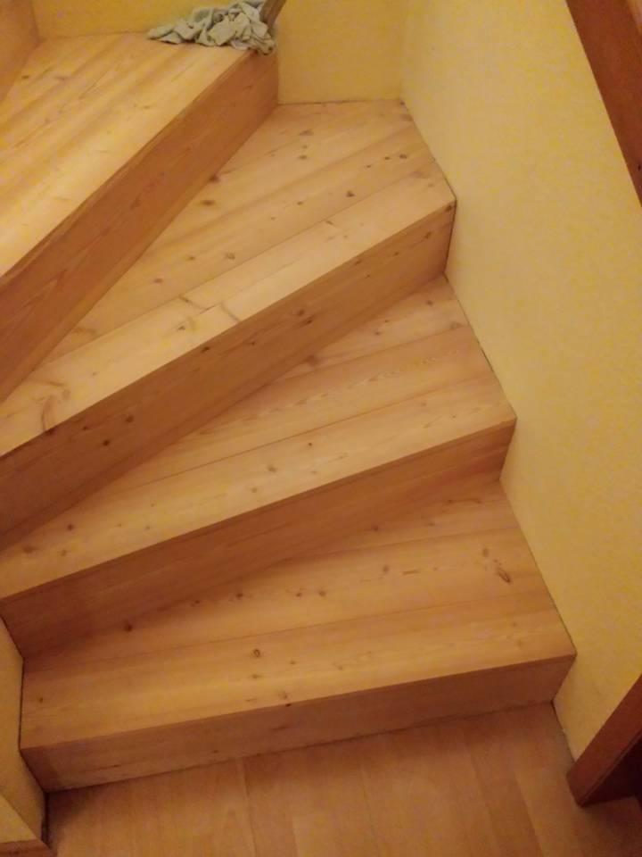 Treppen Erneuern firma baron für alle fälle renovierungen bodenverlegung