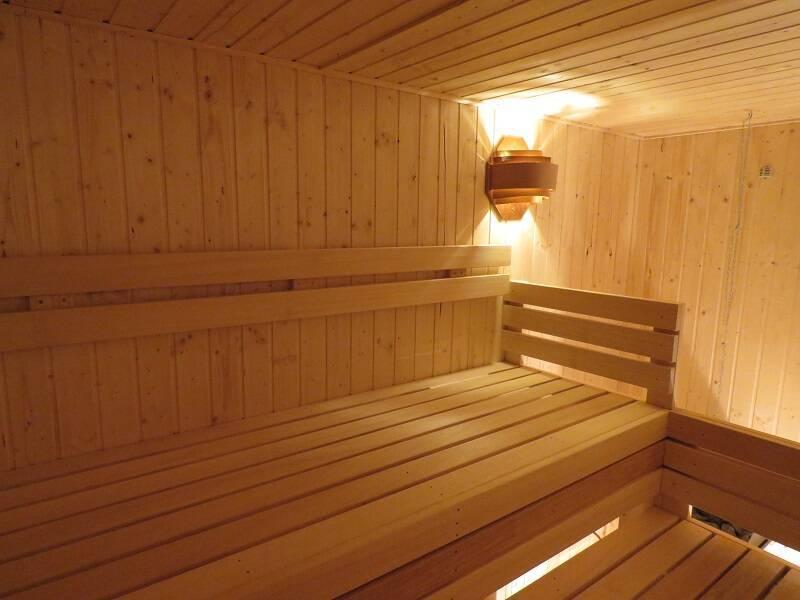 Sauna Ferienwohnung in Holtgast