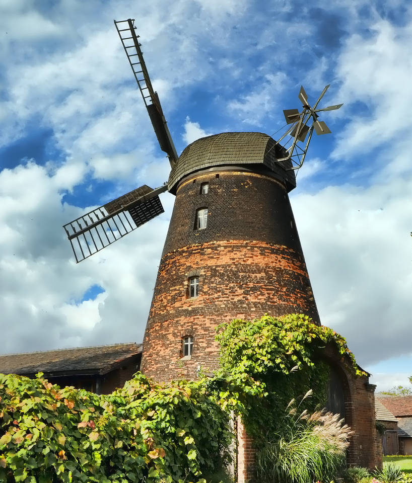 Holländer Mühle