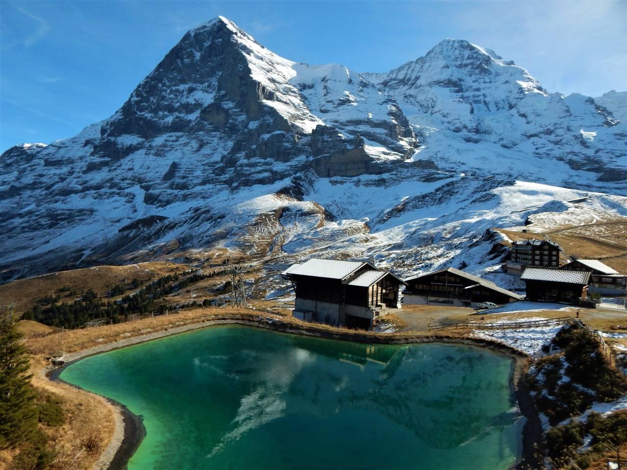 pass der grajischen alpen
