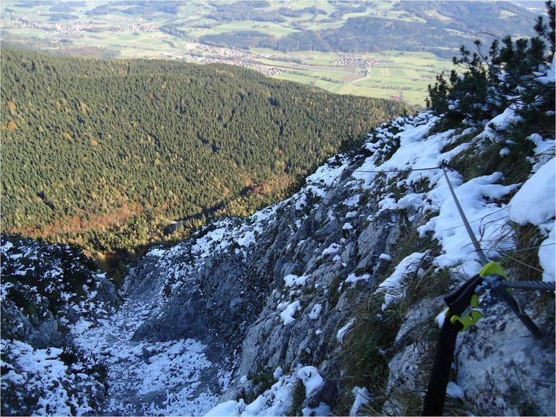 Klettersteig Unfall : Mutter und jähriger sohn stecken in klettersteig fest unsertirol