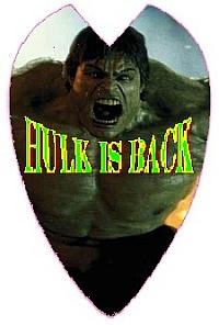 Hulk is back