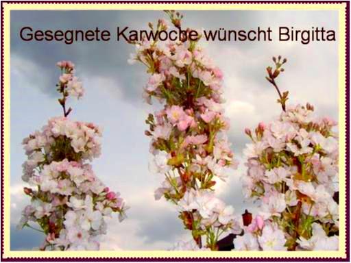 2015 - Karwoche