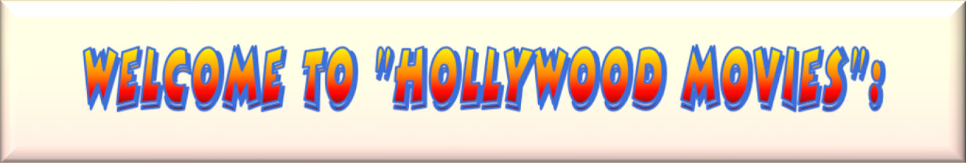 welcome to hollywood movies kino filme