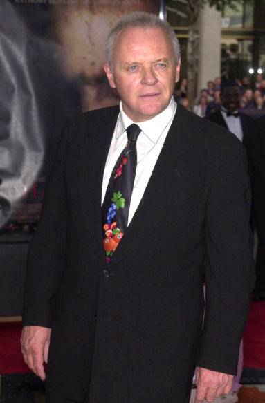 Anthony Hopkins Hollywood