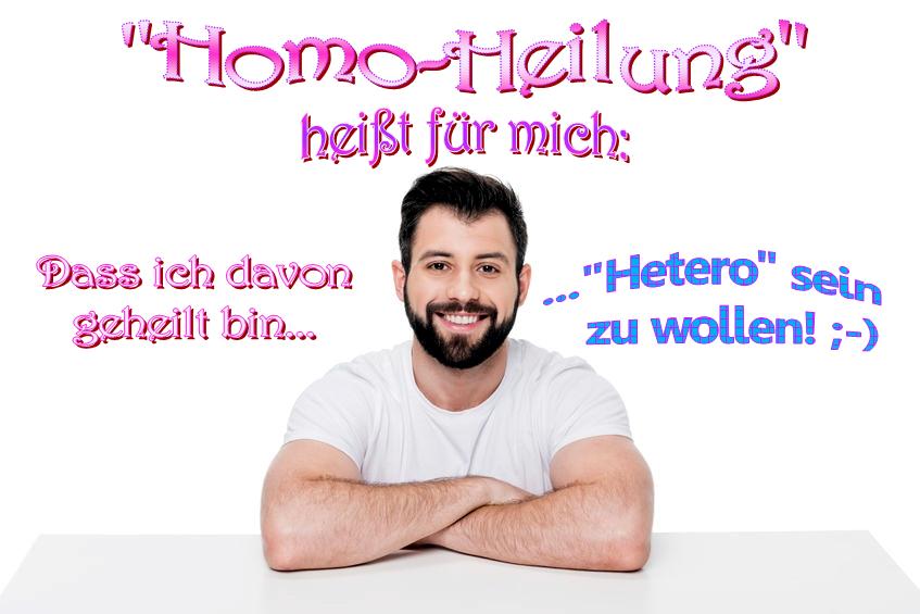 Anti-Homo-Heilung-Spruch