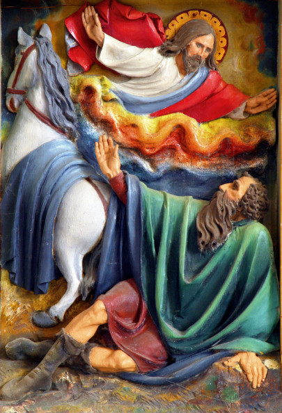 Berufung des Apostel Paulus
