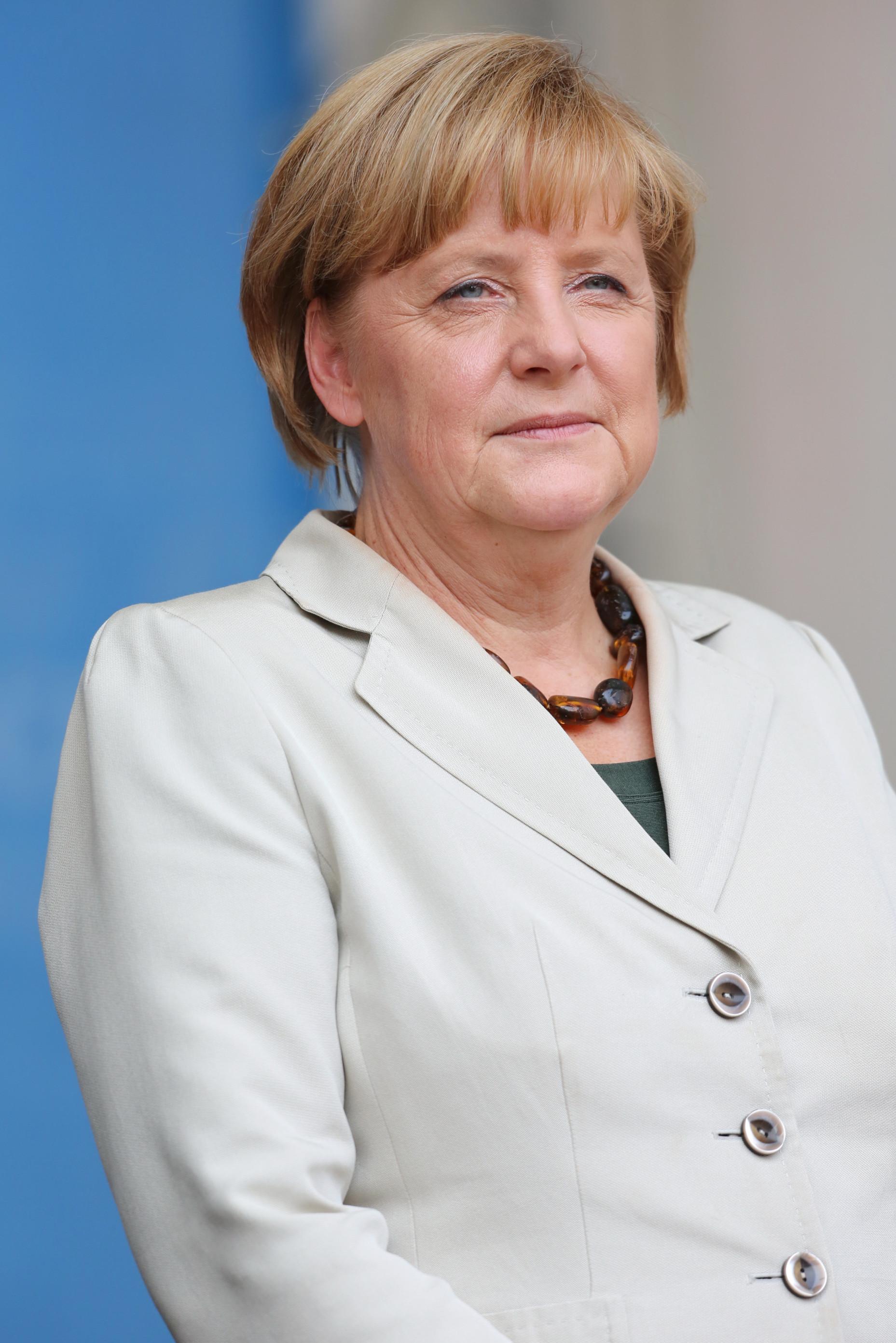 Bundeskanzlerin - Angela-Merkel-Portrait