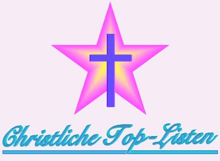 Christliche Top Listen Stern kreuz