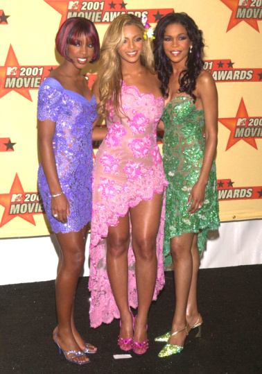 Destiny's Child Movie Awards