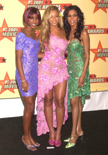 Destiny's Child Movie Awards