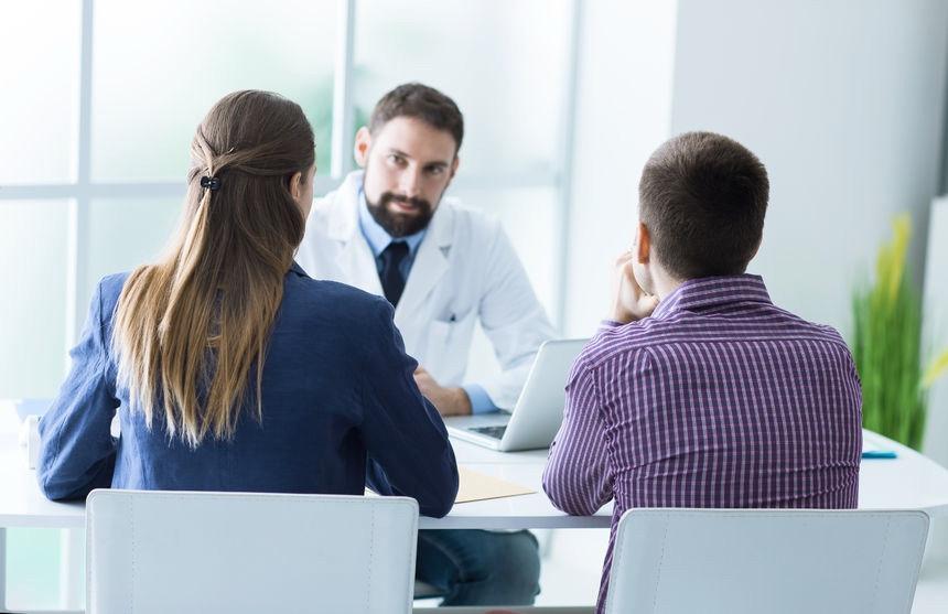 Empfehlung eines Arztes