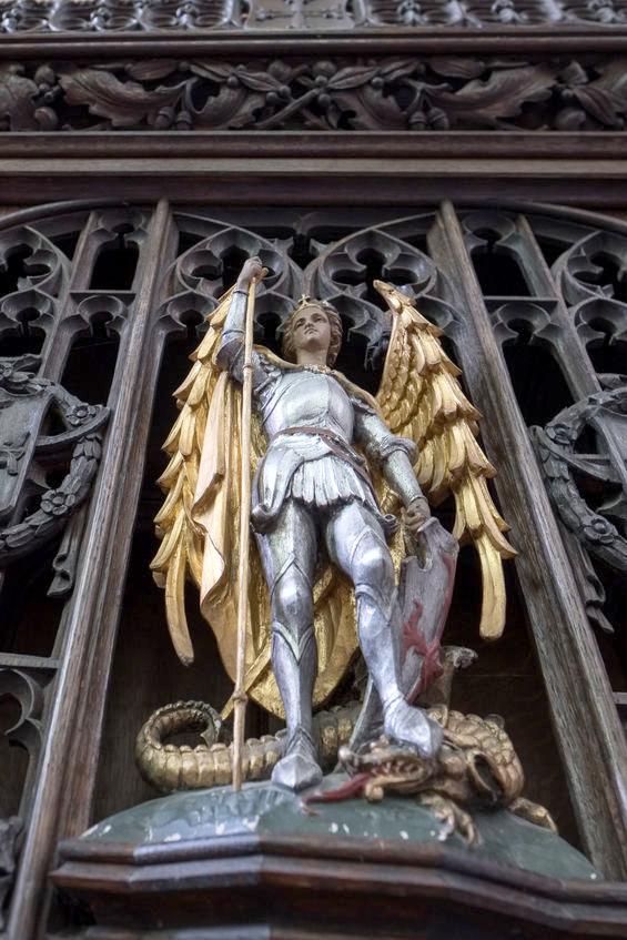 """Erzengel """"Michael"""" - Statue"""