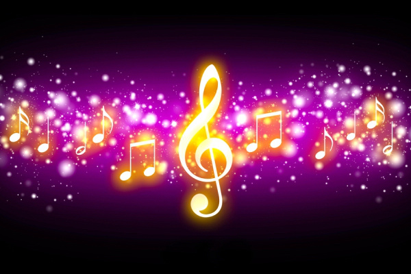 Funky-Music Musiknoten