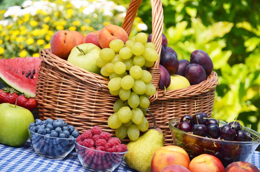 Gesunde Obstvielfalt