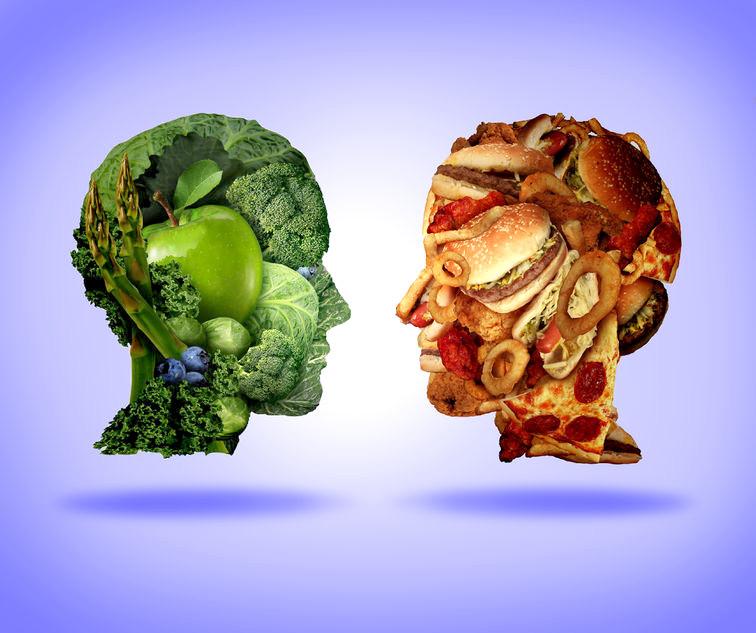 Gesundheit contra Genuss-Konflikt