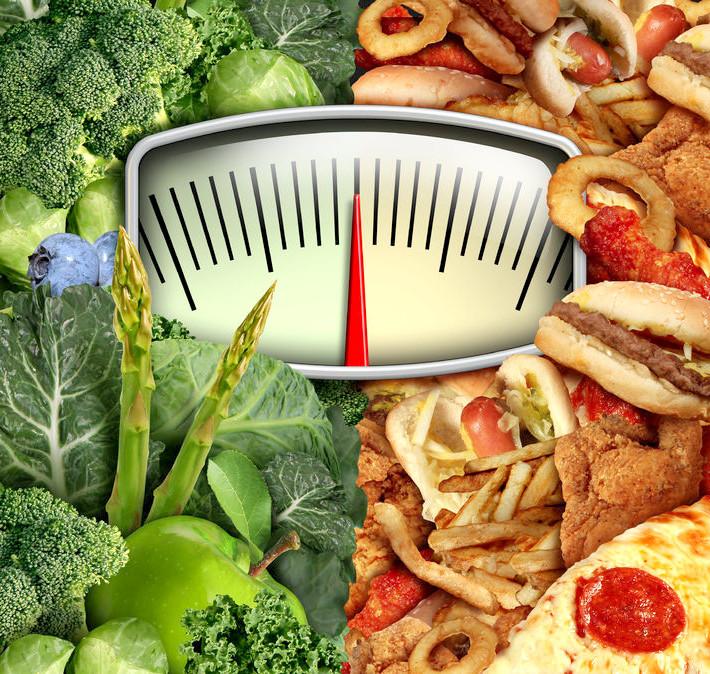 Gewicht alten - der Gesundheit zuliebe