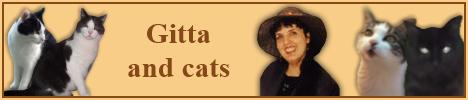 Gitta and Cats