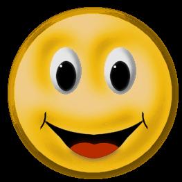 Großer Smiley