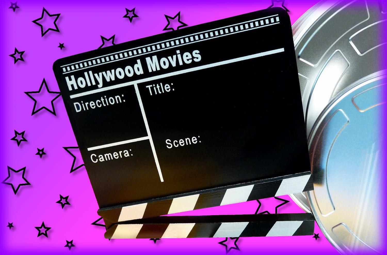 Hollywood Movies Klappe