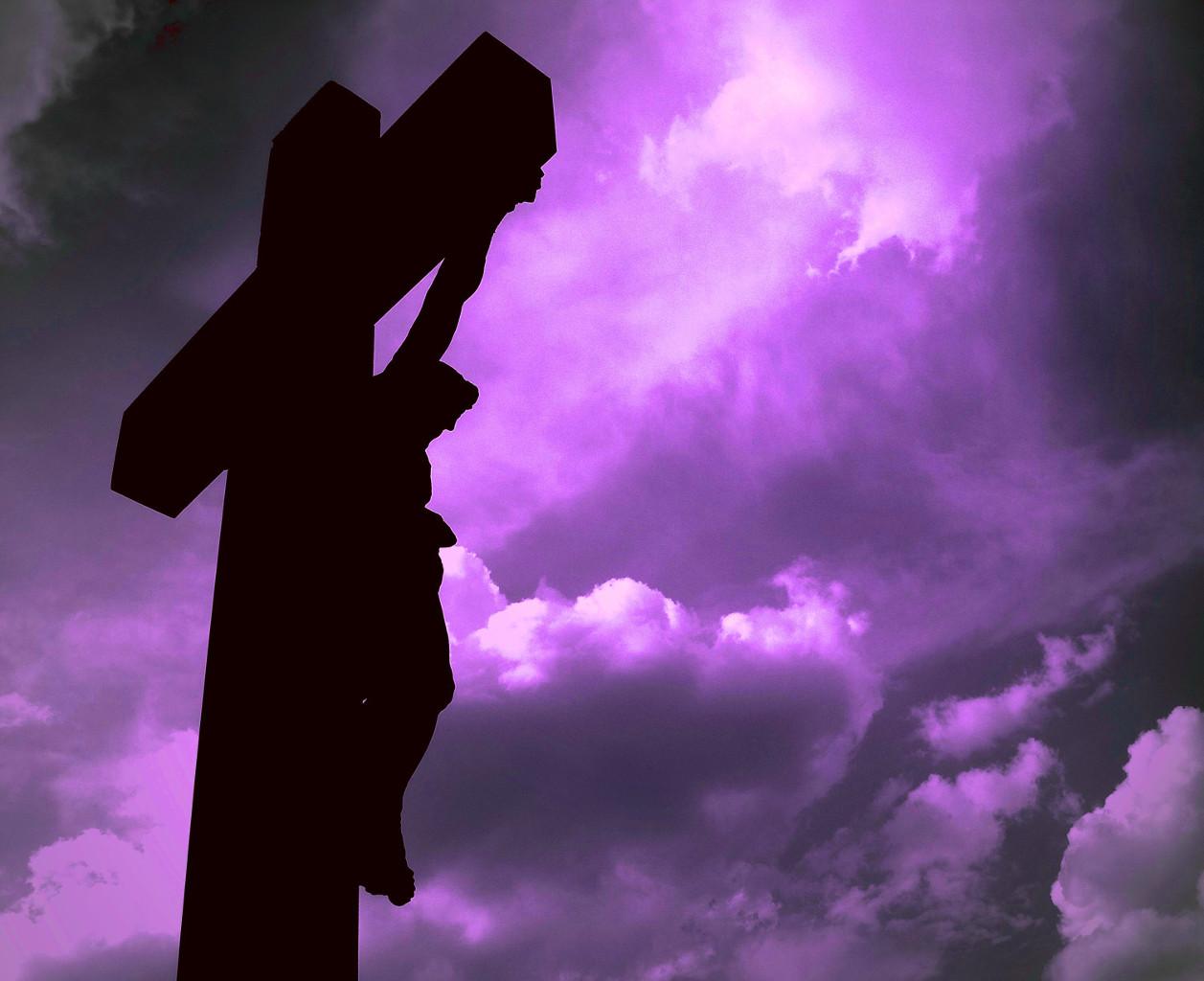 Karfreitag Kreuzigung Christus