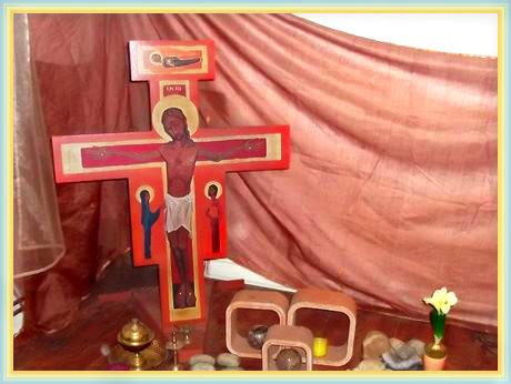 Kreuz-Meditations-Raum