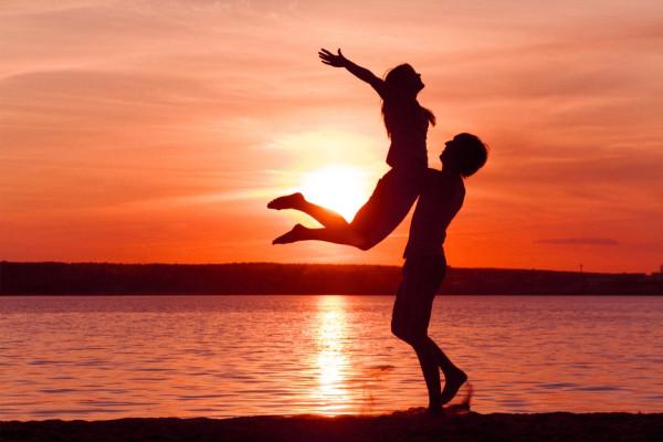 Liebe heißt Vertrauen