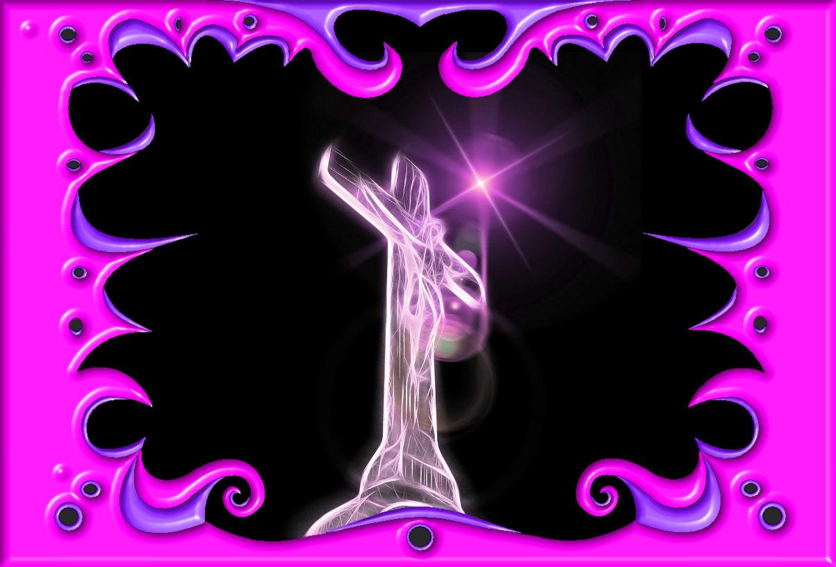 Mystik Kreuz Jesus Christus