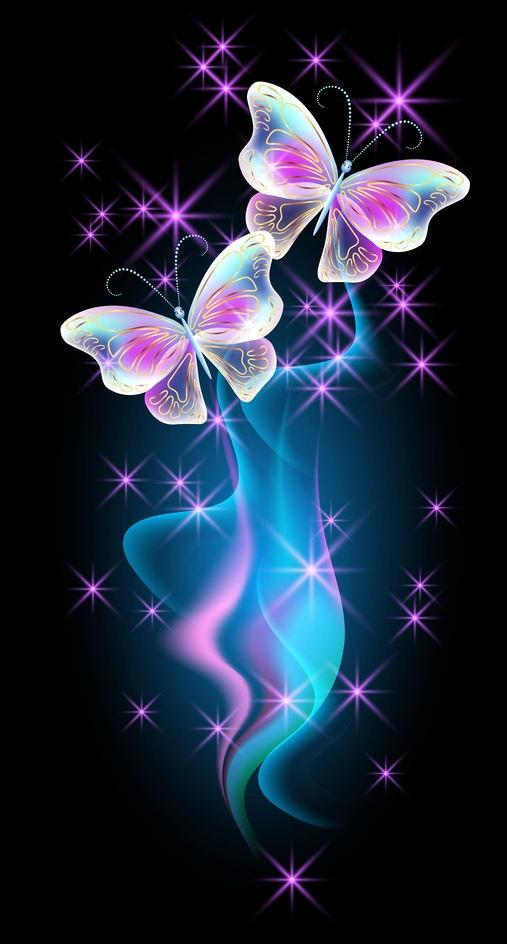 Mystischer Schmetterlingszauber