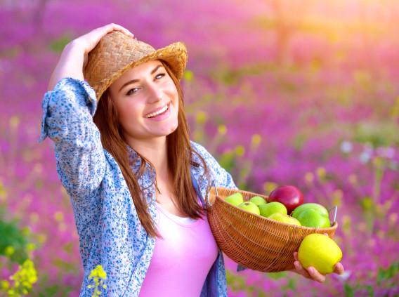 Natürliche Vitalität durch Obst