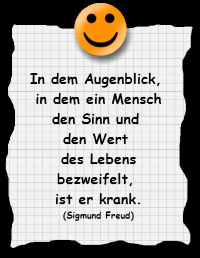 Notizzettel mit gelben Smiley und Weisheit
