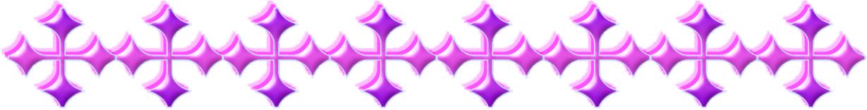 Orden-Kreuze - Trennlinie