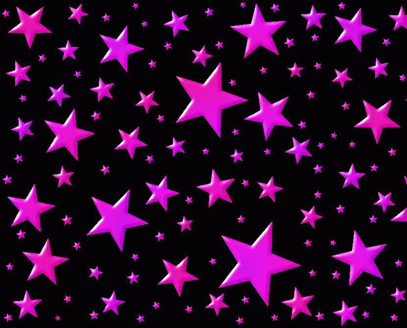 Sternentanz - Hot-Pink