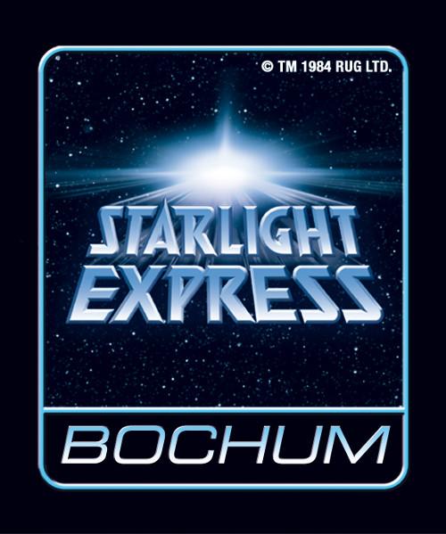 Starlight Express Bochum Poster