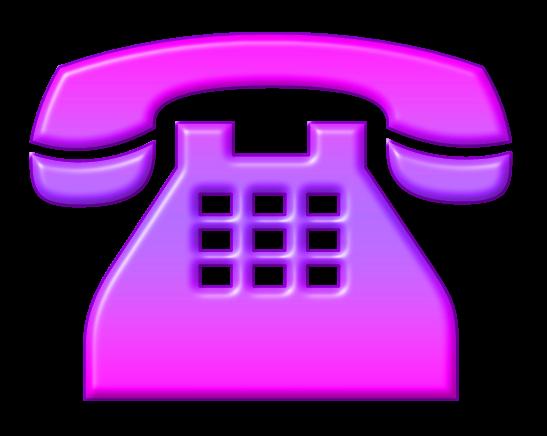 Telefon Pink
