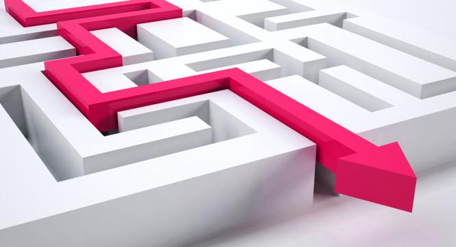 Weg aus dem Labyrinth