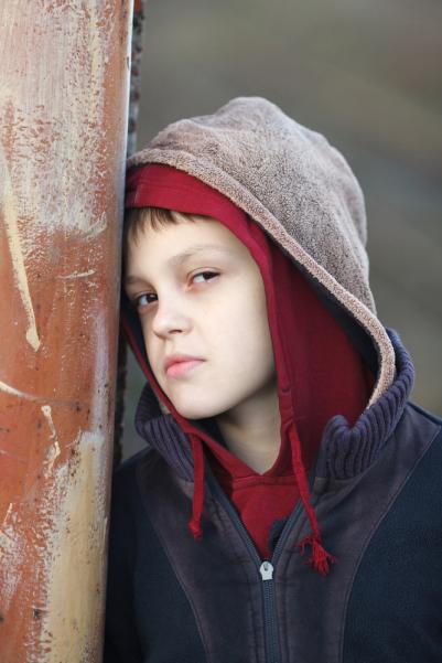 Zorniger Junge - ADHS